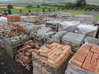 Devon Granite Slabs