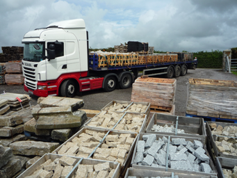 Devon Granite Paving